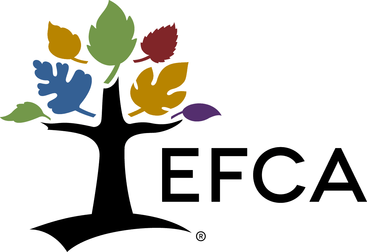 EFCA Horizontal Transparent logo