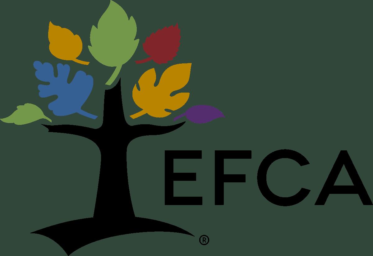 EFCA Horizontal Transparent logo